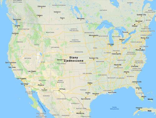 Na mapach Googla znalazłem UFO