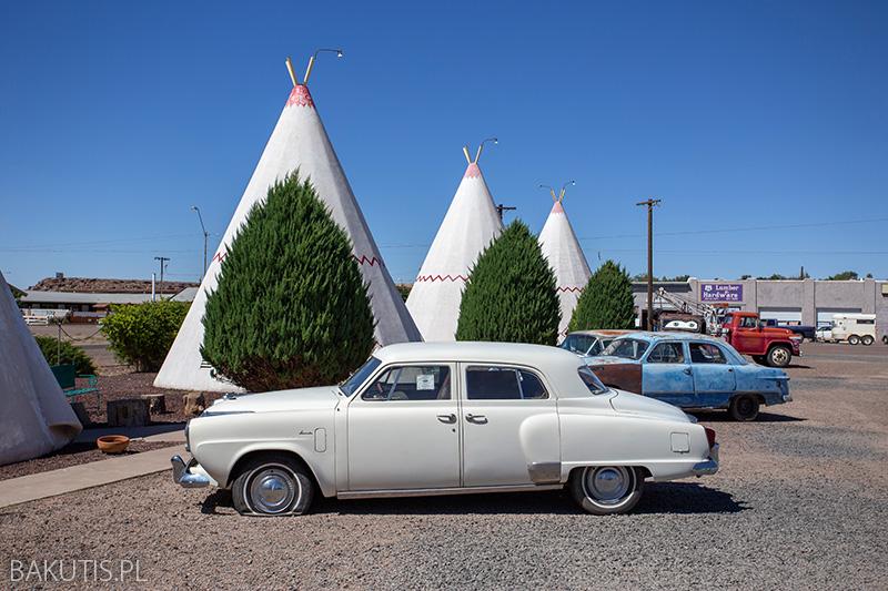 Atrakcje wschodniej Arizony