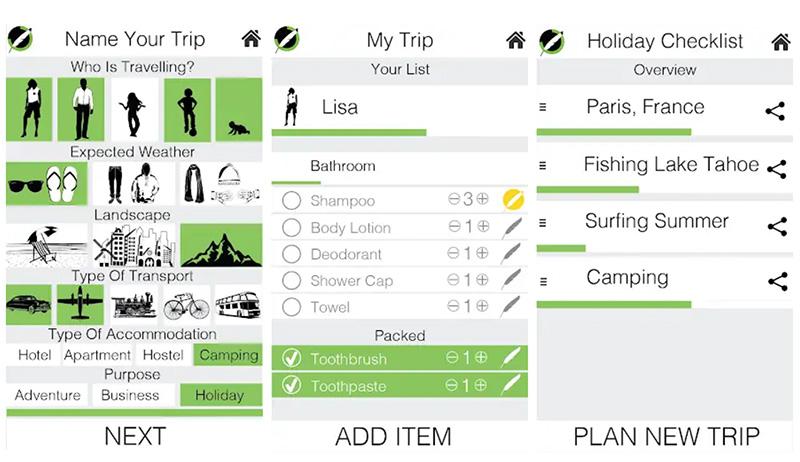 Jak zaplanować spakowanie na podróż