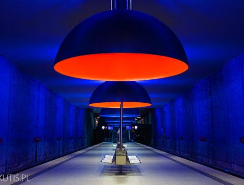 Metro w Monachium