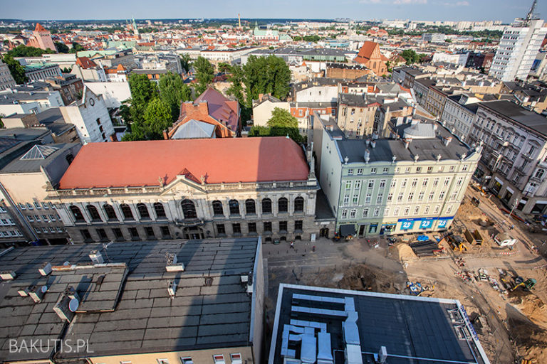 Korona Poznania – fotograficzny wypad na dachy miasta