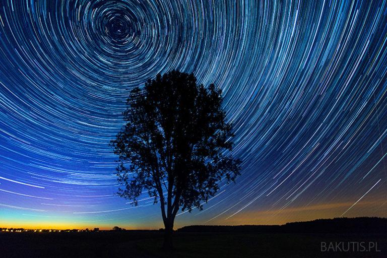 Kolejne noce spadających gwiazd – Drakonidy i Południowe Taurydy.