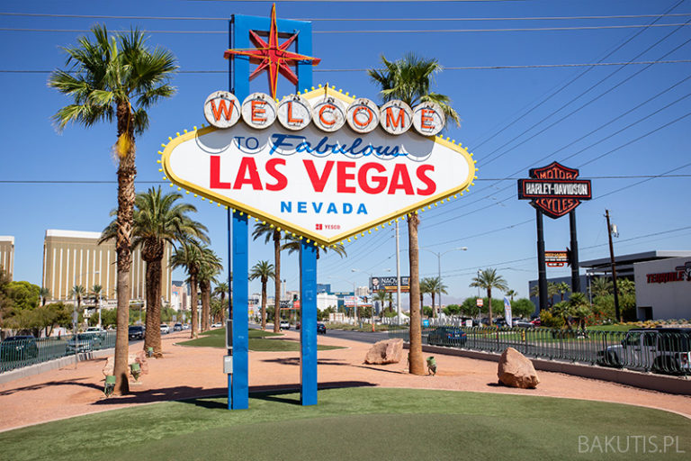 Co robić w Las Vegas