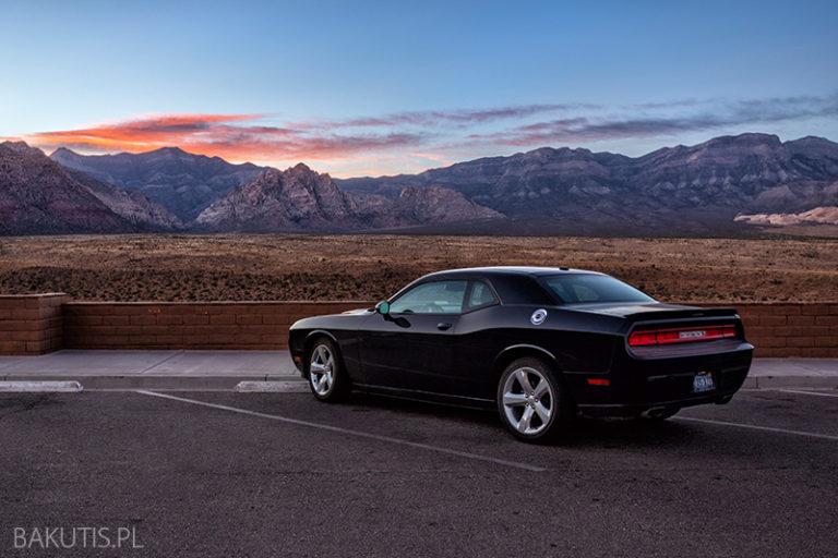 Red Rock Canyon na dobry początek