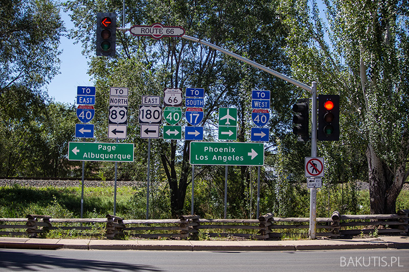 Flagstaff – senne miasteczko na środku Ameryki
