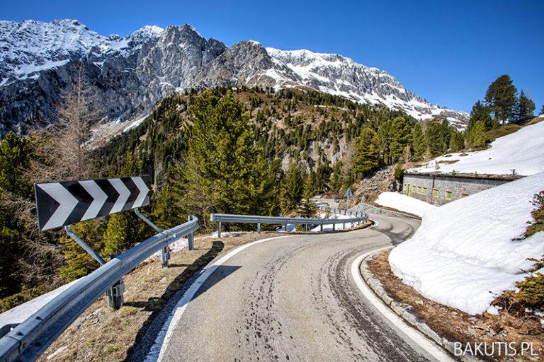 Passo Stalle – górski rollercoaster