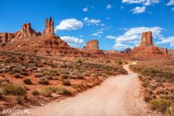 Valley of Gods – ukryty skarb Utah