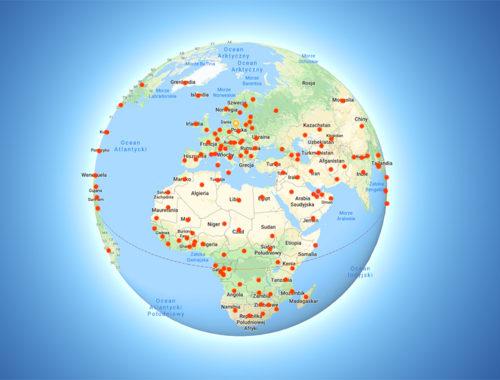 Podróżniczy rekord Guinnessa
