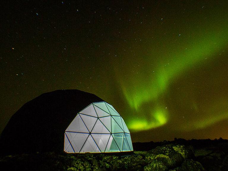 Aurora Basecamp – nowa atrakcja dla miłośników zorzy