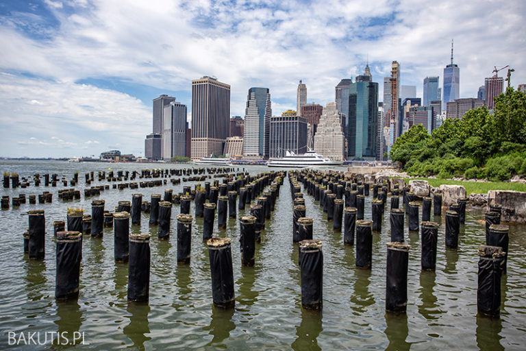 Brooklyn Bridge Park – idealna przestrzeń miejska