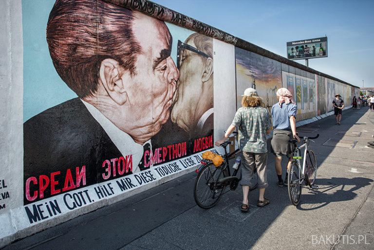 Mur berliński – gdzie go można jeszcze znaleźć?