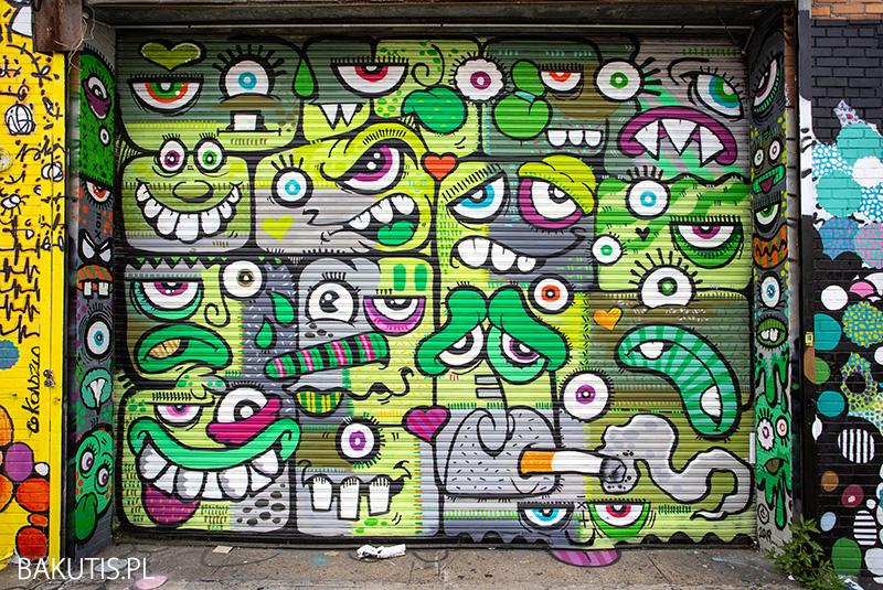 Murale Nowego Jorku