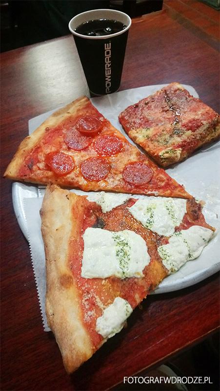 jedzenie w Nowym Jorku