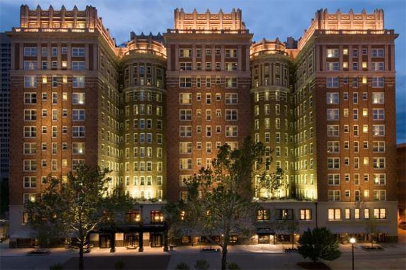 Najstarsze hotele południa USA
