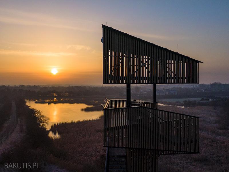 Wieża widokowa na Szachtach