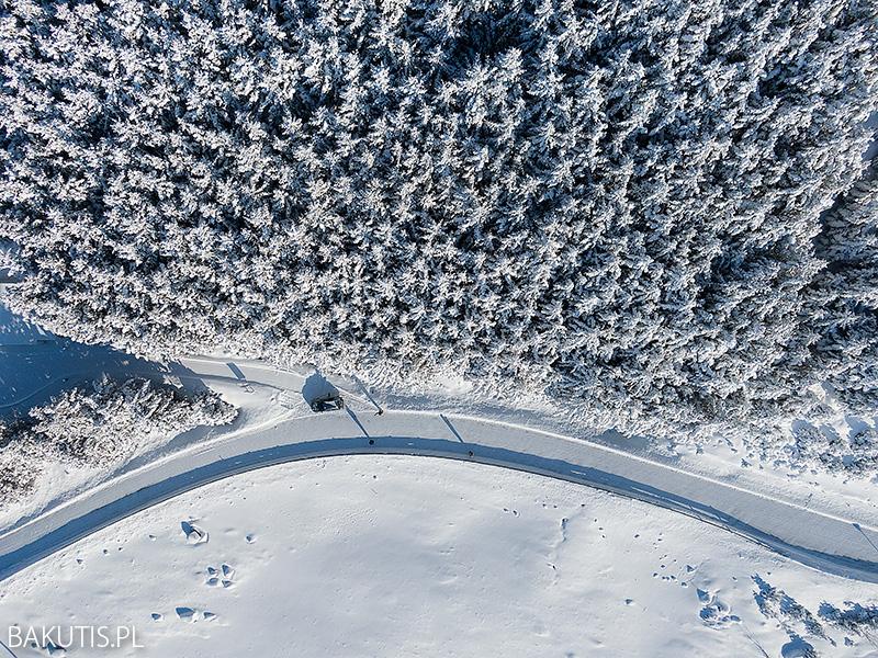 Zima na Lofotach 2020