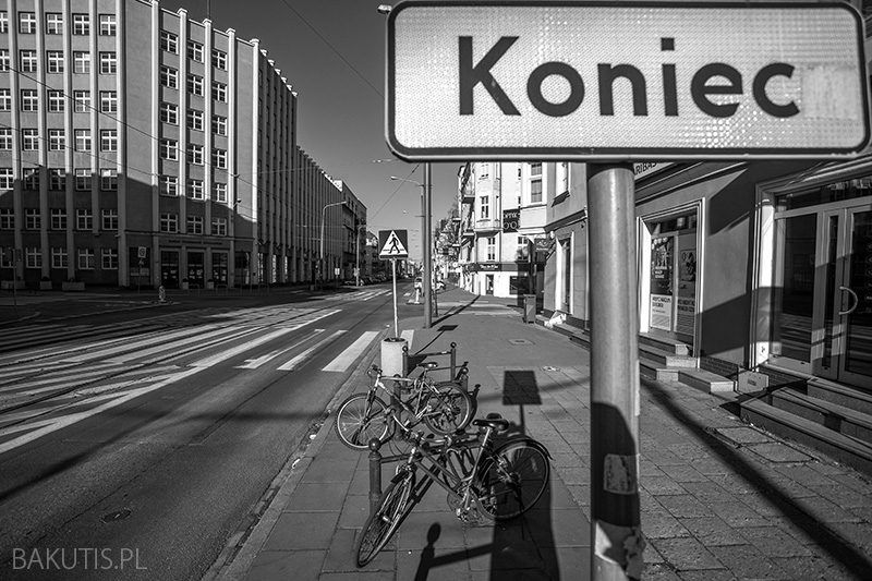Poznań w czasach koronawirusa
