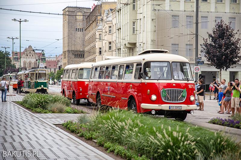 Parada pojazdów MPK