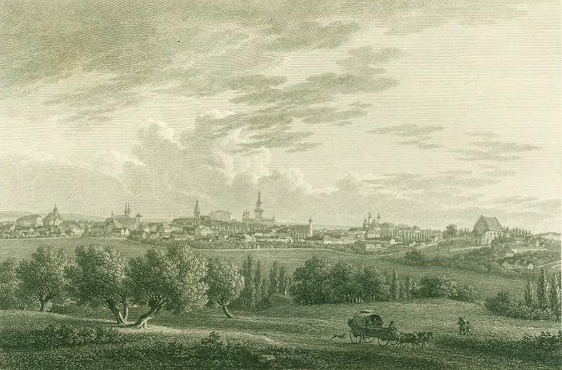Poznań 200 lat temu