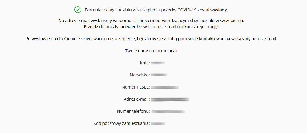 Gdzie zapisać się na szczepienie przeciw covid-19?