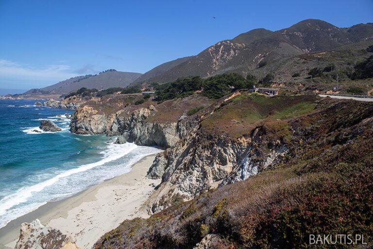Kalifornijska 1 zamknięta na lata