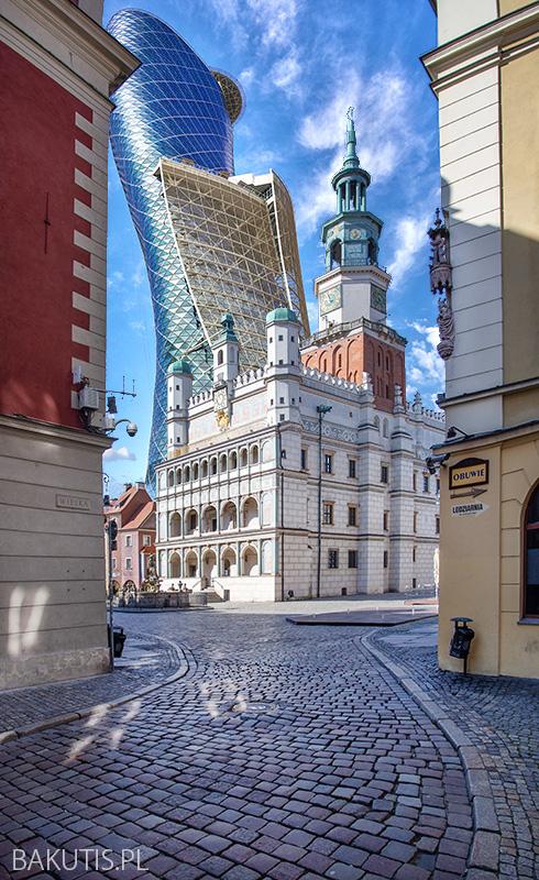 Poznań w rzeczywistości rónoległej