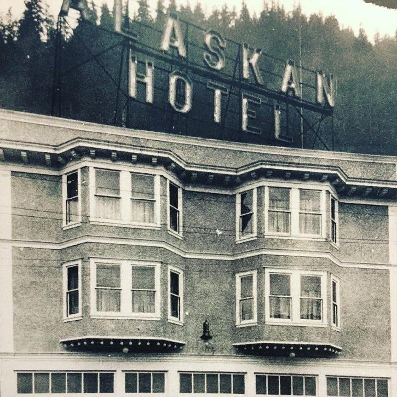 Najstarsze hotele zachodniego wybrzeża USA