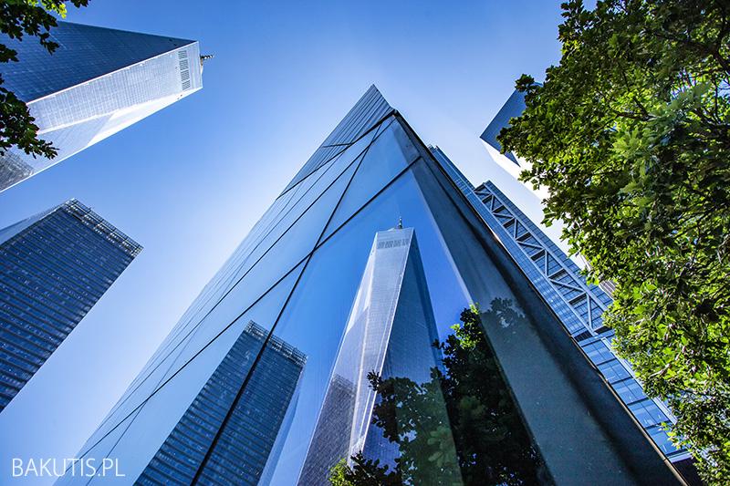 Dron uderzył w World Trade Center